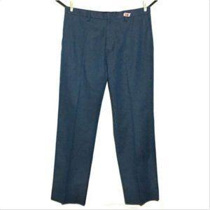Banana Republic Modern Slim Fit Pants Blue 34x29